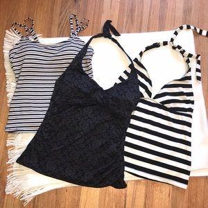 Bundle of 3 Swimsuit Tops